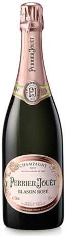 Perrier-Jouet Champagne Blason Rose